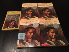 Lot of 5 PHILIP HALL LIKES ME I RECKON MAYBE Bette Greene NEWBERY Guided Reading