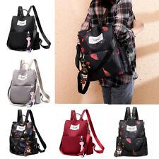 Waterproof Backpack Women School Bags For Girl Travel Laptop Bagpack Fashion