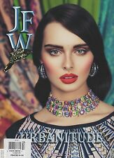 JFW MAGAZINE #53 2014 URBANITUDE,Jewels, Fashion, Watches,HANNAH BROWN.