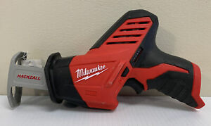 Pre Owned- Milwaukee M12 12V Hackzall Reciprocating Saw 2420-20
