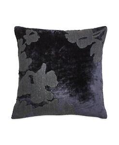 """Donna Karan Home Sapphire 18"""" x 18""""  Decorative Pillow"""