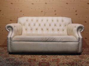 Original English Sofa leather