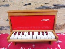 toy piano Michelsonne Paris - 20 touches - see video