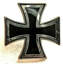 WW2 GERMAN MILITARY BADGE  IRON CROSS MODERN REPRO