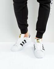 Мужские Adidas Originals Superstar белый/черный C77124