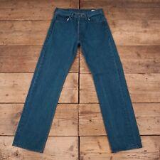 "Mens Vintage Levis Red Tab White Oak Blue Denim Jeans 31"" x 34"" R13956"