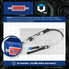 Gear Change Cable fits JEEP RENEGADE 1.4 14 to 18 Manual B&B Quality Guaranteed