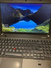 LENOVO THINKPAD E540 Intel Core i5-4200M 2.50GHz 256 GB SSD 8GB Windows 10 Pro