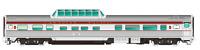 RAPIDO 1/87 HO CANADIAN PACIFIC BUDD MID-TRAIN DOME CAR #514  ITEM # 116016 F/S