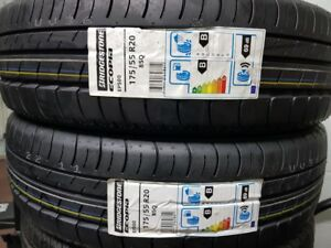 New Bridgestone Ecopia EP500 155/60 20 175/55 20 BMW i3 Car Tyres 155 60 175 55