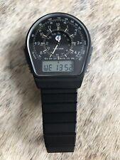 Vintage Buler BMW M Motorsport Chronograph Racing Watch