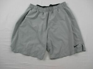 Nike Shorts Men's Gray Dri-Fit Used XL