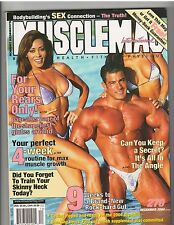 MUSCLEMAG bodybuilding muscle mag/GLUTES Tina Rigdon/Sarah/Brandy 12-04 #270 NEW