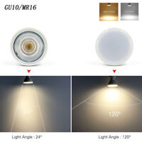 GU10 MR16 Led Light Bulb 2835SMD 5W 7W Chip Beam Angle 30 /120 Degree 220V lamp