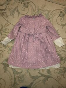 NECK & NECK BABY Girls Dress (Spanish Designer) For 4-5Y / 92-106 cm