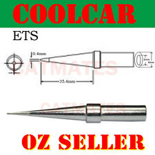 Solder Soldering Station Iron Tip ETS for Weller PES51 WES51 Extra Long conical
