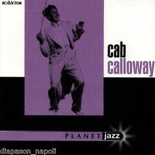 Cab Calloway: Planet Jazz - CD