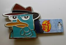 PERRY Phineas & Ferb Metal Belt Buckle Officially Licensed DISNEY Merchandise