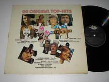 LP/20 ORIGINAL TOP HITS/WORRIED MEN SKIFFLE GROUP/JACK GRUNSKY/SCHMETTERLINGE