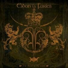 Eibon la Furies - The Blood of the Realm CD 2010 digi black metal