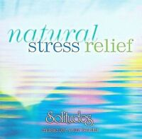 Solitudes - Natural Stress Relief CD Free Shipping In Canada