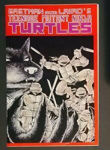Teenage Mutant Ninja Turtles #1 TMNT 5th Print Eastman Laird Mirage Comics 1988