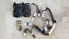 2004-2008 Acura TSX OEM Rear Tail Light Lamp Set Bulbs Sockets Brackets Nuts CL7