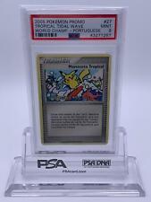 More details for pokemon tropical tidal wave 💎 psa 9 portuguese 2005 world champ promo 💎 pop 4