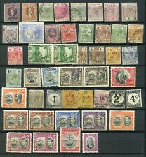 Postage Stamps Early Grenada