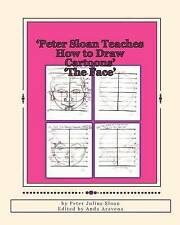 USED (LN) Peter Sloan Teaches How to Draw Cartoons: The Face by Peter Julius Slo