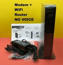 SEALED NETGEAR C6300BD AC1900 CABLE DATA MODEM DOCSIS 3.0 BLACK COMCAST XFINITY