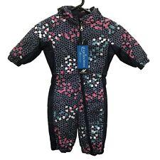 Rucanor Bolto Baby One Piece Snowsuit Winter Ski Warm Size 68 12 months