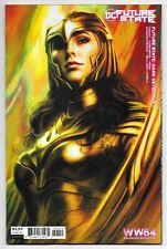 Future State Dark Detective #1 Artgerm Wonder Woman 1984 Variant (Dc, 2021) Nm