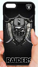 OAKLAND RAIDERS NFL PHONE CASE COVER FOR iPHONE XS MAX X 8 7 6S 6 6 PLUS 5S 5C 4