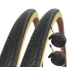 2x Raleigh CST T1531 700 x 38c Arrow Hybrid Bike Tyres and Presta Tubes (1 Pair)