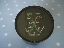 Aircraft dual temperature gauge Part Number: 177BDL2A