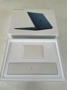Microsoft Surface Laptop (1769) i7, 512GB, 16GB RAM, Windows 10 Pro, Cobalt Blue