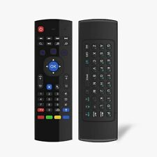 2.4GHz Fly Air Mouse Wireless Qwerty Keyboard Remote for M8 MX3 PC Android XBMC