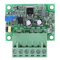 Spannung Konverter Modul Spannungswandler 0-5V/0-10V zu 0-100% PWM Signal