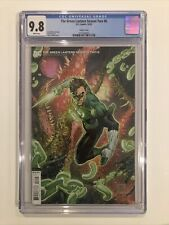The Green Lantern Season Two #6 CGC 9.8 Tony A. Daniel variant cover