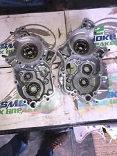 Kawasaki Kx 85 2012 Pair Of Crankcases Match Pair,