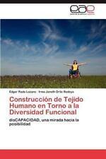 Construccion de Tejido Humano En Torno a la Diversidad Funcional (Paperback or S