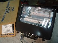 LARGE Hazardous Flood Light Fixture/LITHONIA LIGHTING TFR WITH BULB/400 WATTS