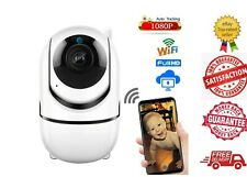1080P HD Baby Monitor Night Vision Home Audio Wireless Video Security Camera 360