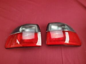 1997 - 1999 Cadillac Catera Tail Lamp Light Pair 90541258 and 90541259