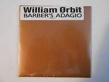 WILLIAM ORBIT : BARBER'S ADAGIO [ CD SINGLE NEUF PORT GRATUIT ]