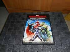 the avengers confidential dvd Marvel Neuf