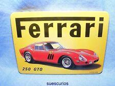 Ferrari 250 Car Vehicle Garage Advertising Magnet NEW Classic Car