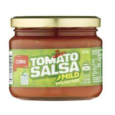Coles Tomato Salsa Mild 300g