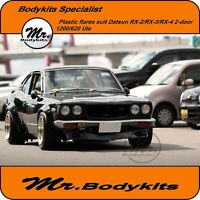 Mr. Plastic Fender Guard Wheel Flare-Datsun RX2/RX3/RX4 2 door/1200/620 Ute/837